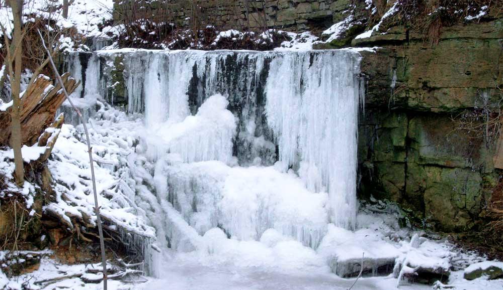 Wasserfall-Steinbach